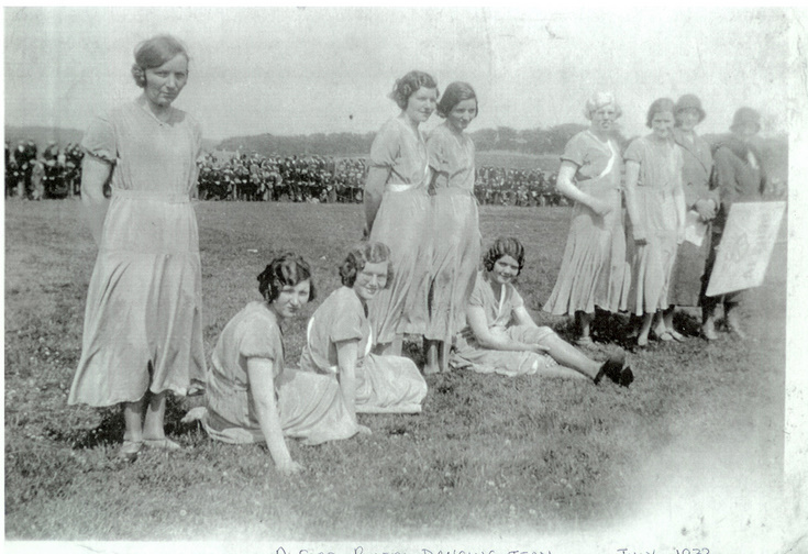 Alford Rural Dancing Team