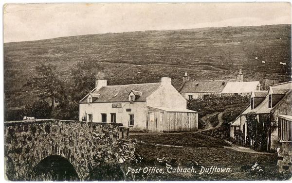 The Post Office, Cabrach