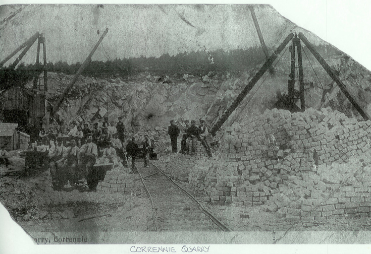 Corrennie Quarry