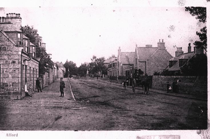 Main Street Alford