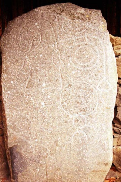 Pictish Stone at Rhynie