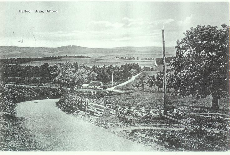 Balloch Brae, Alford