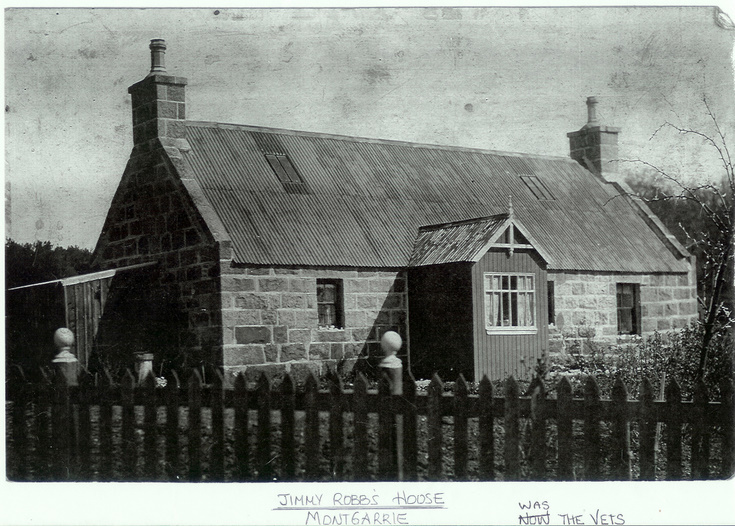 Jimmy Robb's House, Montgarrie