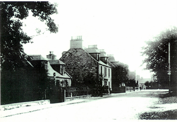 Bridge Street, Alford