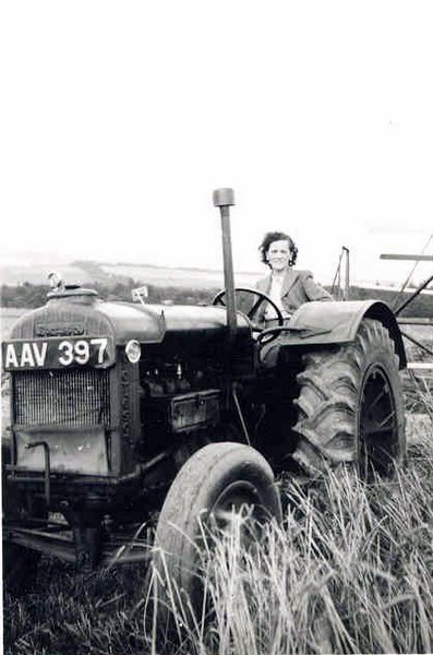 Margaret Judd at Shannoch Farm