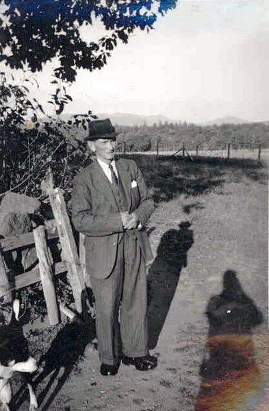 William Reid at Shannoch