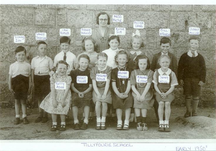 Tillyfourie School