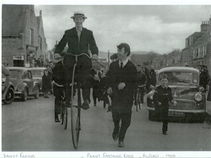 The Penny Farthing Challenge