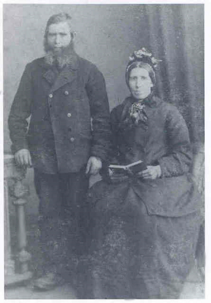 William McDonald and Helen Buchan