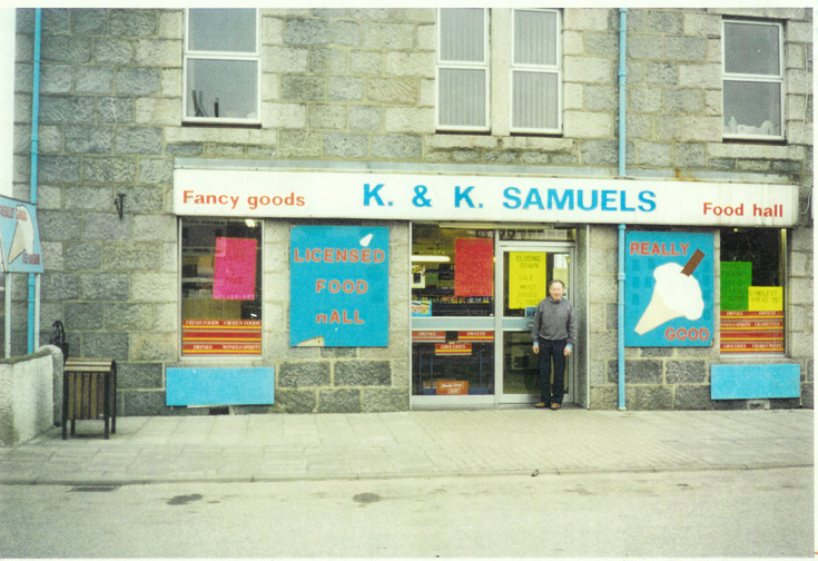 K and K Samuels Food Hall, Alford