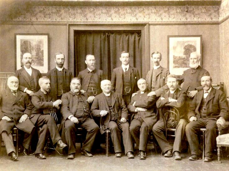 North East Ministers and Kirk Officials