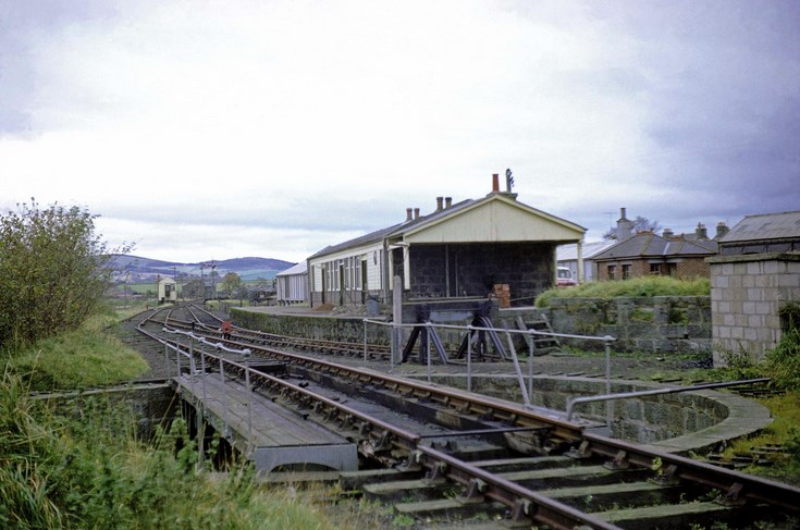 Alford Railway Station