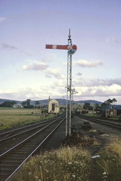 Alford Signal Box
