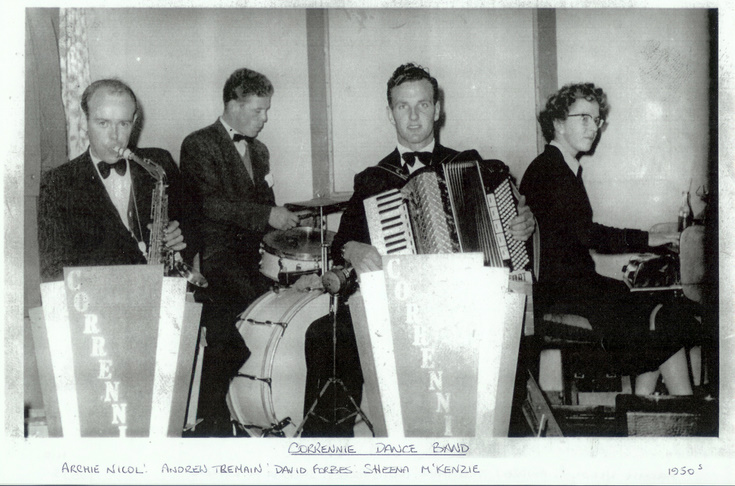 Corrennie Dance Band