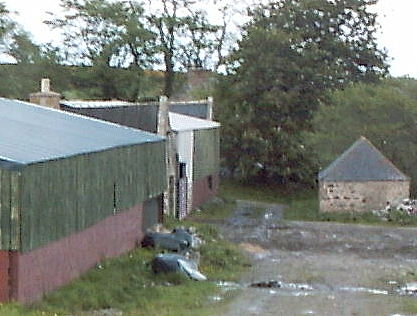 West Eninteer Steadings, Muir of Fowlis