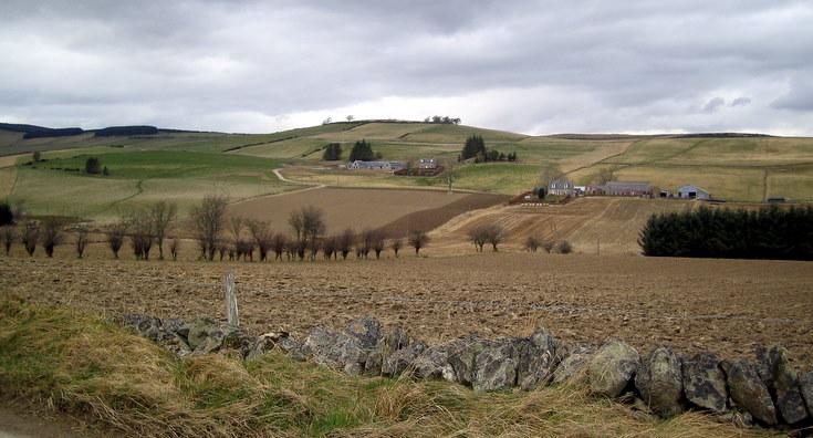 West Eninteer and East Eninteer, Muir of Fowlis