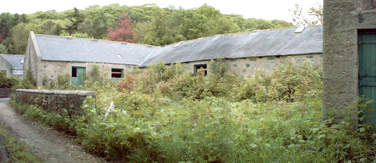 Coldwells Steading, Burnhervie, near Inverurie