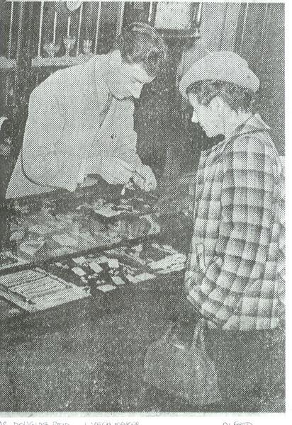 Douglas Reid, Watchmaker, Alford