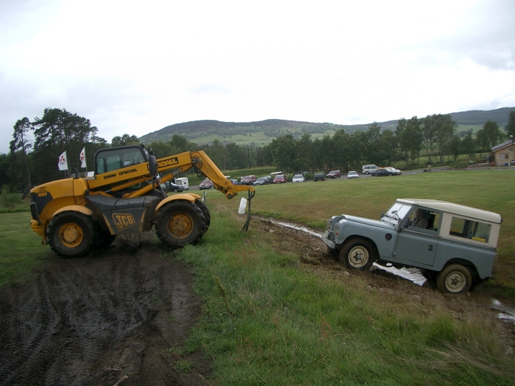 Deeside Activity Centre 4X4 Open Day