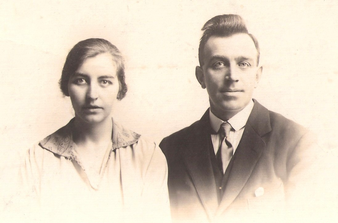 Isabella and James A. Gordon