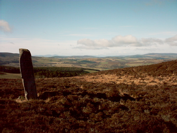 Luath's Stone, Whitehouse