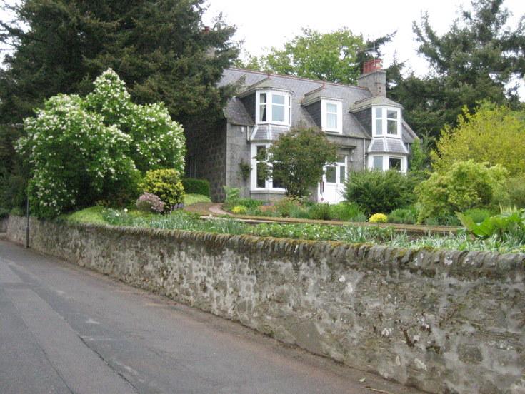 Former Residence of David Kemp, Montgarrie