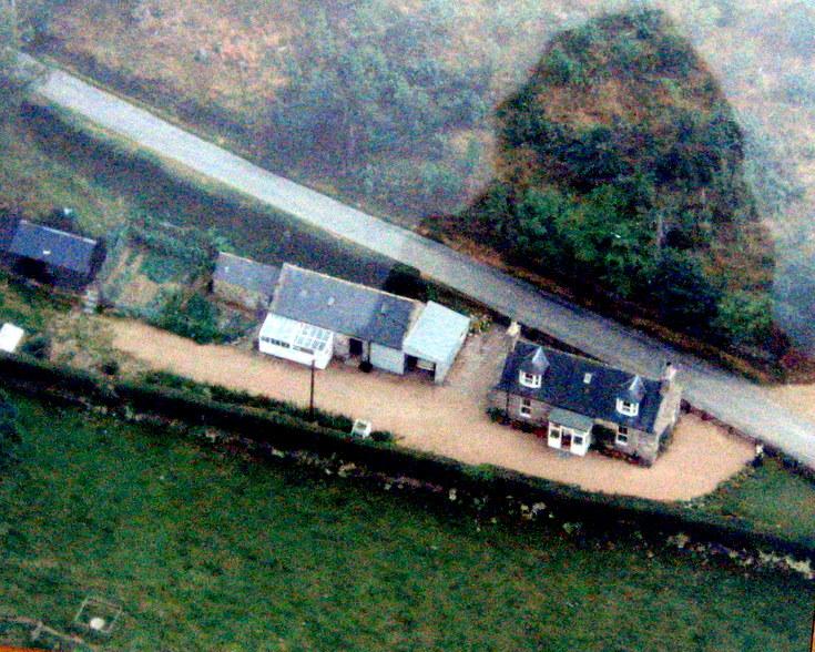 Postie Lawson's House, Craigievar